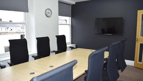 Pro Hub Room Hire Carmarthen
